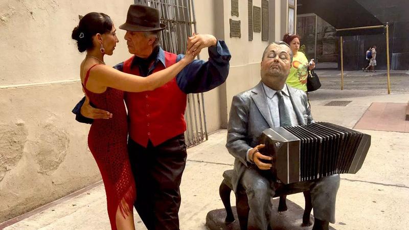 Buenos Aires un giro di tango talpa produzioni 2017