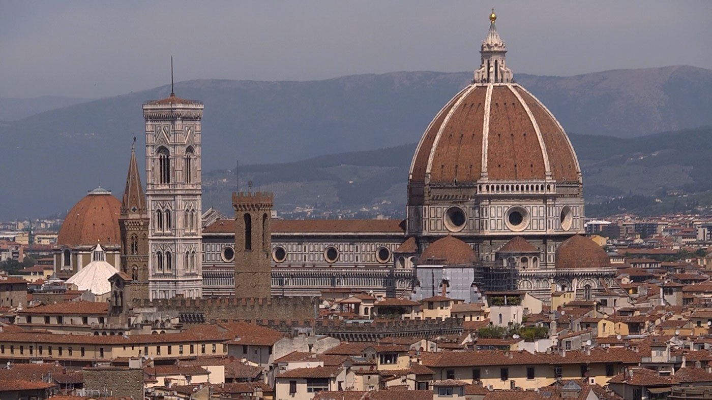 Firenze il Rinascimento degli artigiani duomo 2016 Talpa produzioni