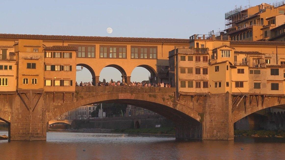 Firenze il Rinascimento degli artigiani ponte vecchio Talpa produzioni 2016