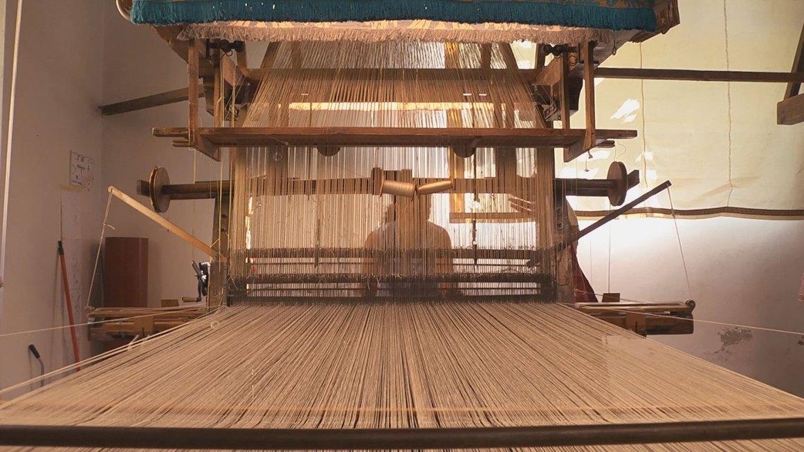 Firenze il Rinascimento degli artigiani telaio 2016 Talpa produzioni
