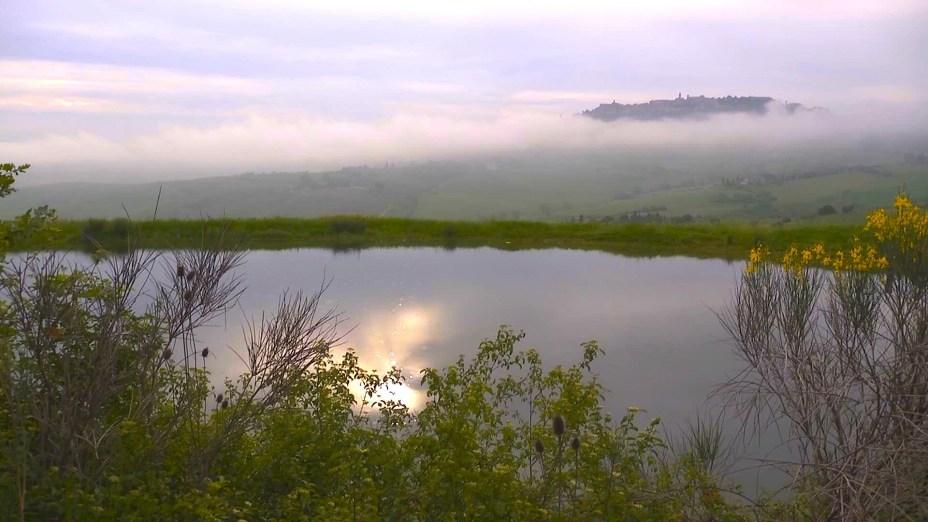 Valdorcia Orizzonti Rinascimentali Montepulciano lago 2016 Talpa produzioni
