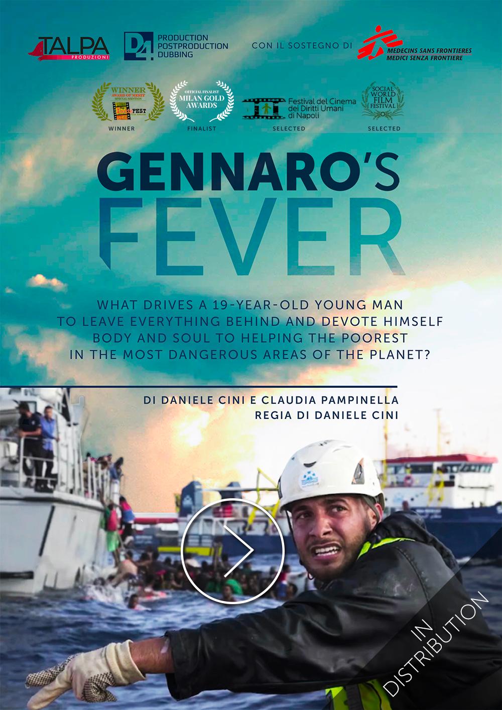 Gennaro's Fever Talpa Produzioni